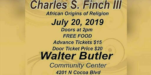 Afrikan Origins of Religion by Dr.Charles S. Finch lll