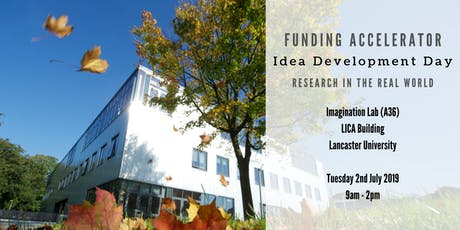 Funding Accelerator: Research in the Real World tickets