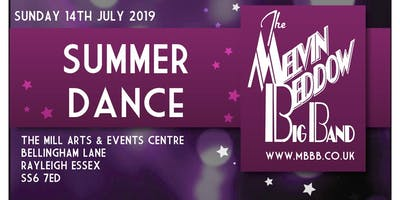 Summer Dance featuring The Melvin Beddow Big Band