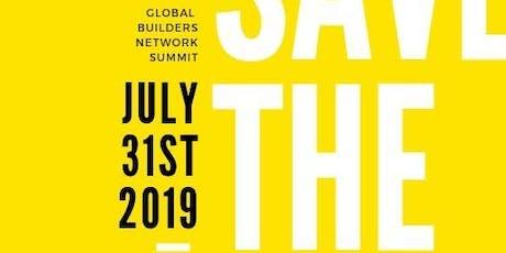 Global Builders Network Summit  tickets