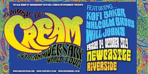 The Music Of Cream - 50th Anniversary World Tour (Riverside, Newcastle)