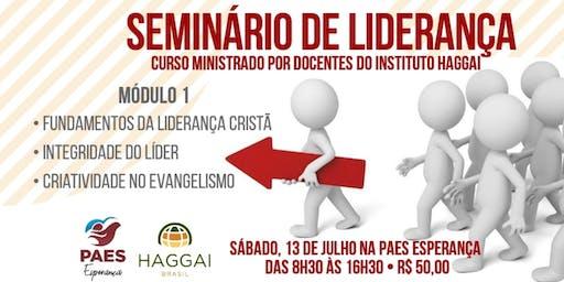Seminário de Liderança Haggai