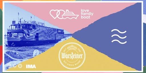 Love Family Boat 2019