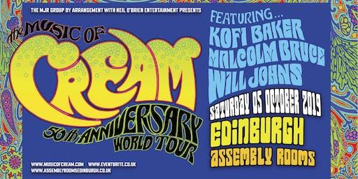 The Music Of Cream - 50th Anniversary World Tour (Assembly Rooms, Edinburgh)