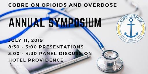 COBRE on Opioids and Overdose Symposium