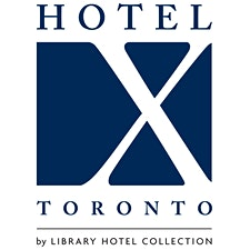 Hotel X Toronto by Library Hotel Collection logo