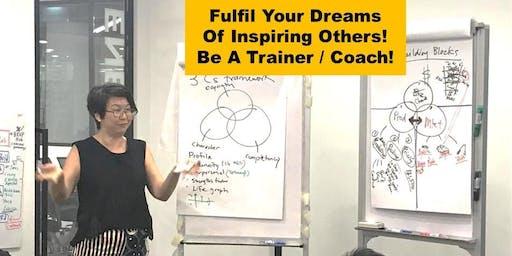 Build Your Profitable Training & Coaching Business!
