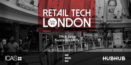Retail Tech London Meetup tickets