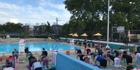 Roots2Rise Yoga at O'Connor Pool tickets