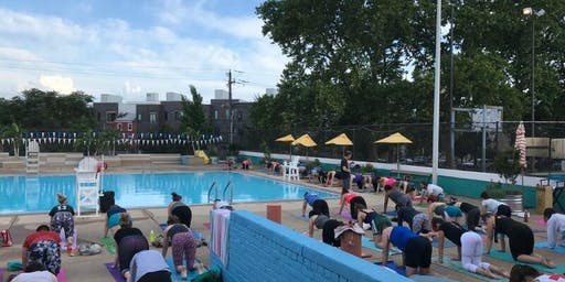 Roots2Rise Yoga at O'Connor Pool