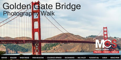 Golden Gate Bridge: Daytime Photography Walk tickets