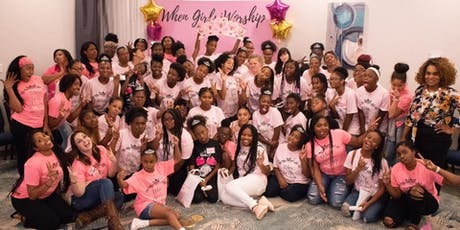 2019 When Girls Worship Volunteer Registration tickets