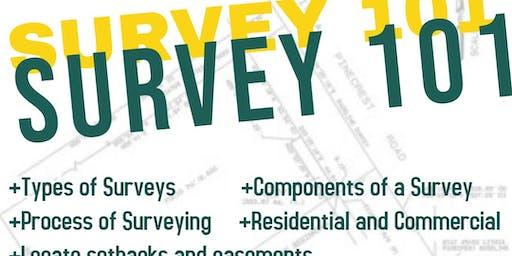 Survey 101