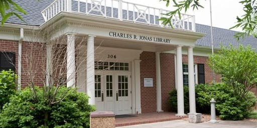 Taxes In Retirement Workshop - Charles R. Jonas Library