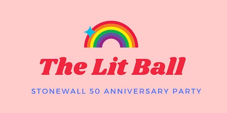 The Lit Ball: Stonewall Literary Extravaganza tickets