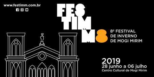 """FESTIMM8 - 06/07 - Musical Tom Jobim """"Meu Maestro Soberano"""""""