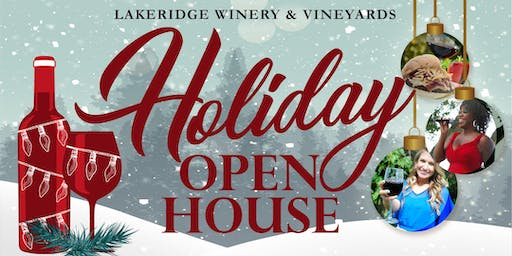 29th Annual Holiday Open House