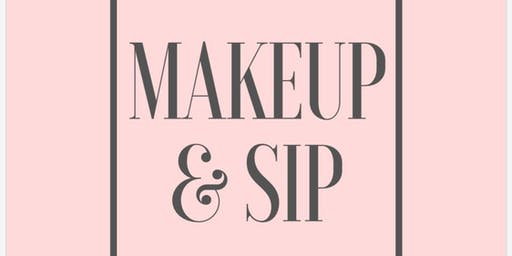 Make Up & Sip