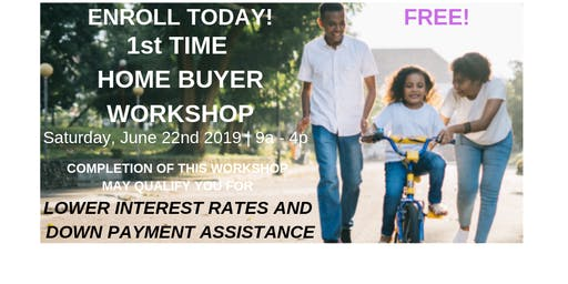 1st Time Home Buyer Workshop