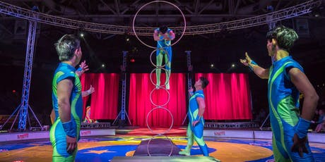 Garden Bros Circus tickets