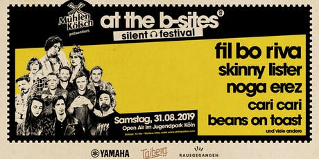 At The B-Sites Festival • Jugendpark Köln Tickets
