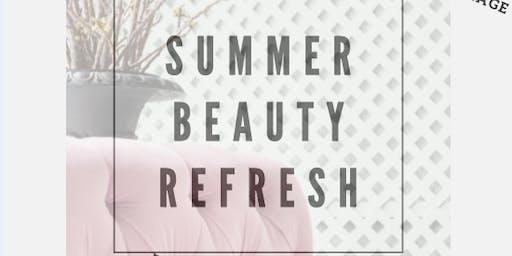 Summer Beauty Refresh