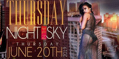 Thursday Nights In the Sky @ Exodus Rooftop