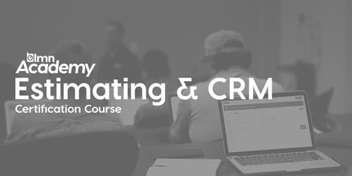 LMN Estimating & CRM Certification Course - Toronto, ON