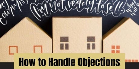 How to Handle Objections tickets