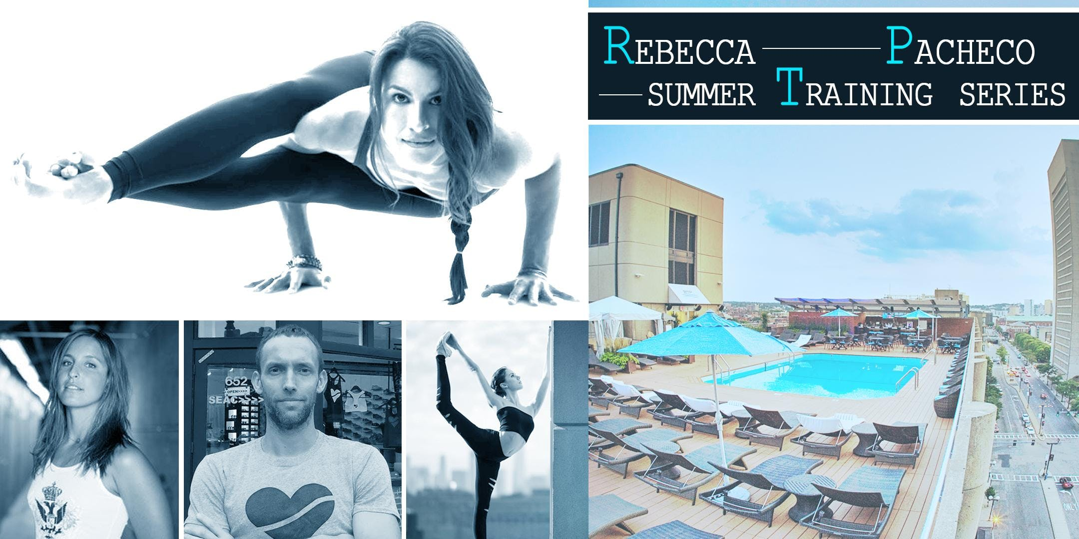 Rebecca Pacheco: Summer Training Series