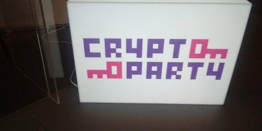 CryptoParty London - July 201`9