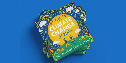Talk on 'The Climate Change Garden'  and author signing