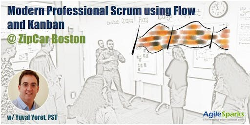 Getting to Modern Professional Scrum using Flow and Kanban