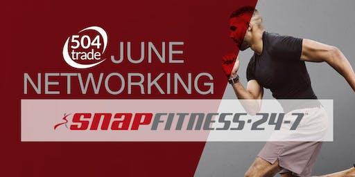 504 June Networking Event @ SnapFitness