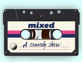 MiXED (A Comedy Show ) Presents: Aaron Thompson & Friends