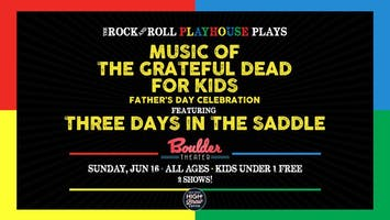 FATHER'S DAY CELEBRATION FT. THE MUSIC OF GRATEFUL DEAD FOR KIDS (PM SHOW)