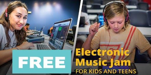 Electronic Music Jam - 6.29.19