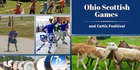 Ohio Scottish Games and Celtic Festival tickets