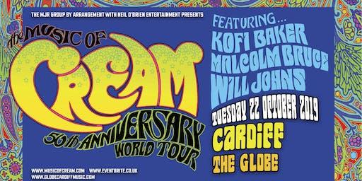 The Music Of Cream - 50th Anniversary World Tour (The Globe, Cardiff)