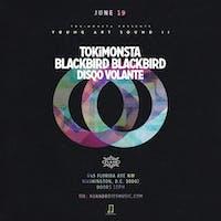 Young Art Sound II: TOKiMONSTA, Blackbird Blackbird