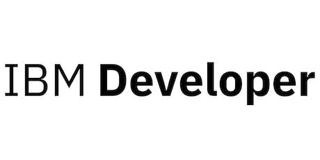 IBM Developer Event: Build your first API with Golang tickets
