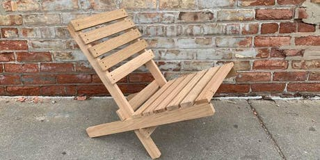 Make It Take It: Folding Lawn Chair tickets