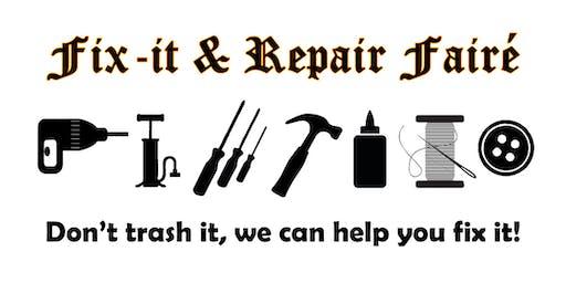 Fix-it & Repair Fairé