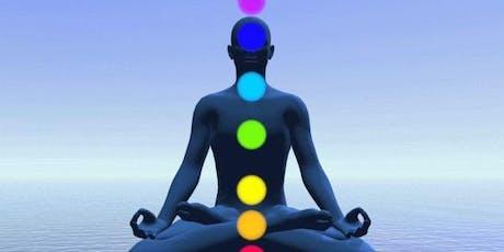 Aromatherapy Chakra Cleanse tickets