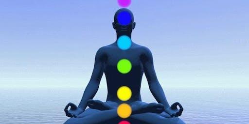 Aromatherapy Chakra Cleanse & Sound Healing