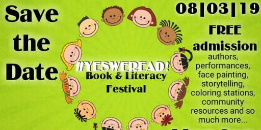 #YESWeRead Book&Literacy Festival