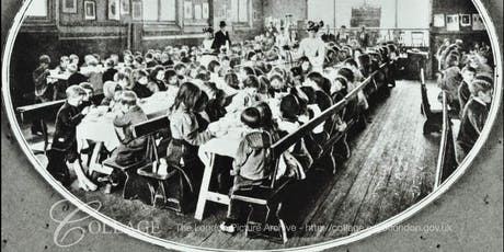 Victorian London: 'Where No Man's Children Should Live' tickets