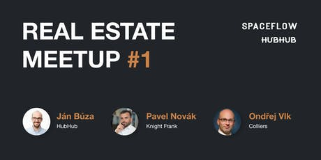 Real Estate Meetup #1 tickets