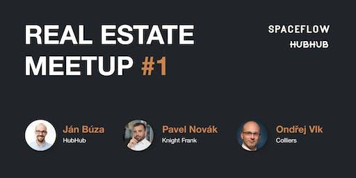 Real Estate Meetup #1