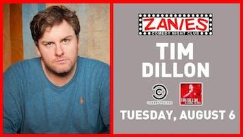 Tim Dillon at Zanies